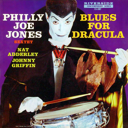 Album cover of the week: Blues for Dracula