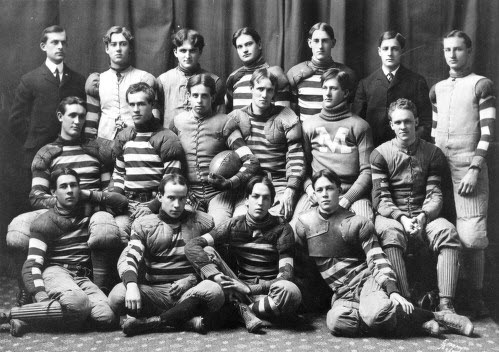 Colorado School of Mines football team, 1902