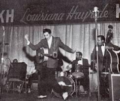 Elvis Presley - Louisiana Hayride