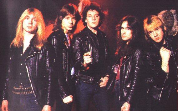 Iron Maiden, 1980