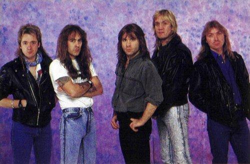 Iron Maiden, 1988