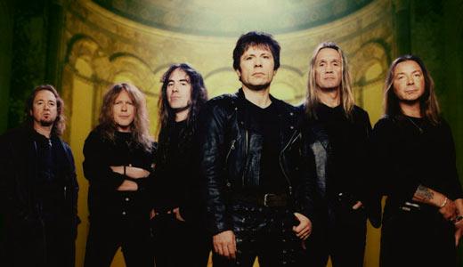 Iron Maiden, 2000