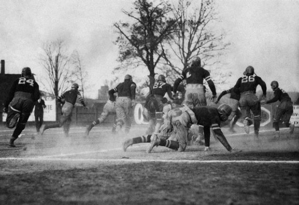 Tennessee Volunteers game in the Robert Neyland era, late 1920s