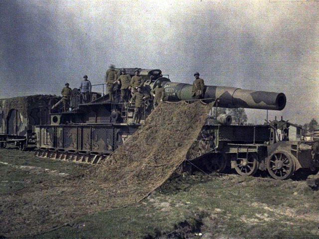Photo Gallery: World War I in Color