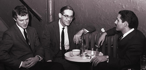The Bill Evans Trio, 1961