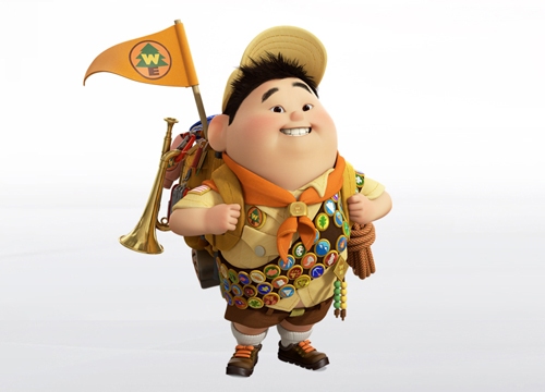Russell (Up)