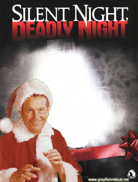 "Lawrence Welk in ""Silent Night, Deadly Night"""