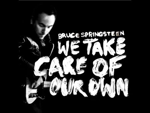 Bruce Springsteen has a new song and I kinda dig it