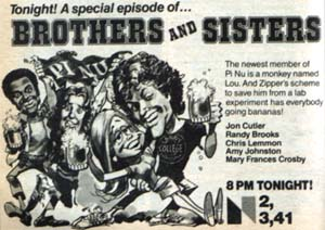 Brothers and Sisters (NBC) -- 1979
