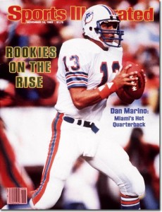 Dan Marino, Sports Illustrated 1983