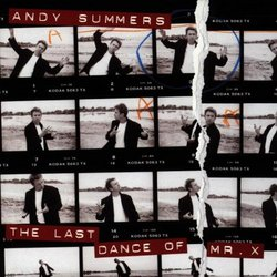 "Sunday Jazz: Andy Summers, ""The Three Marias"""