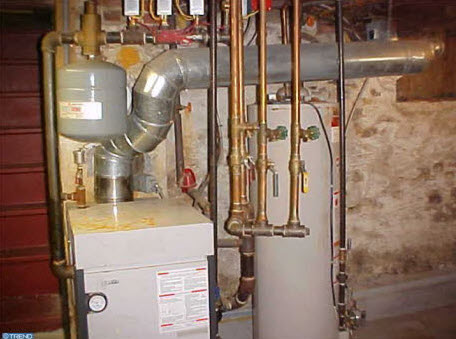 Crappy real estate listing photo #1 - furnace!