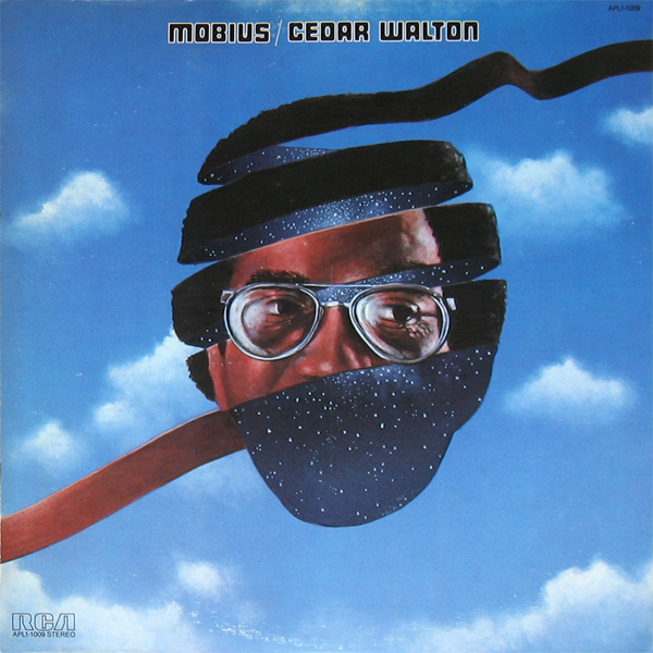 Album cover of the week: Mobius (Cedar Walton)