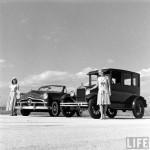 1949 Ford Life Magazine Photo Shoot