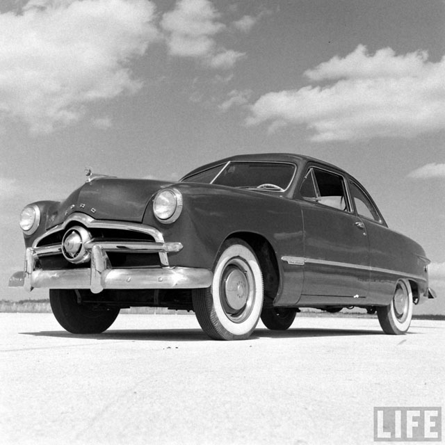 1949 Ford Life Magazine Photo Shoot