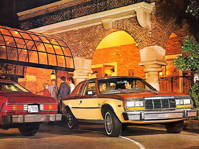 Retrotisements — 1982 American Motors Corporation (AMC) New Car Lineup