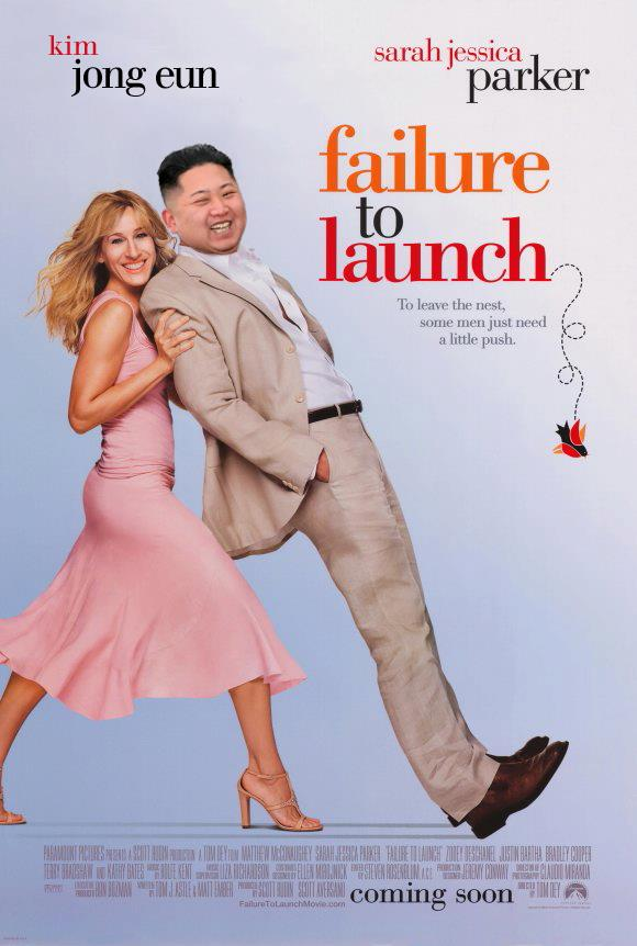 Kim Jong-un and Sarah Jessica Parker Make a Lovely Couple