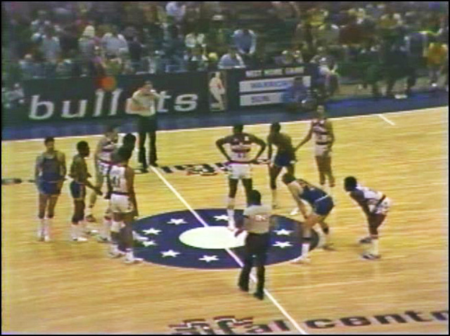 1975 NBA Finals (Golden State Warriors vs. Washington Bullets)