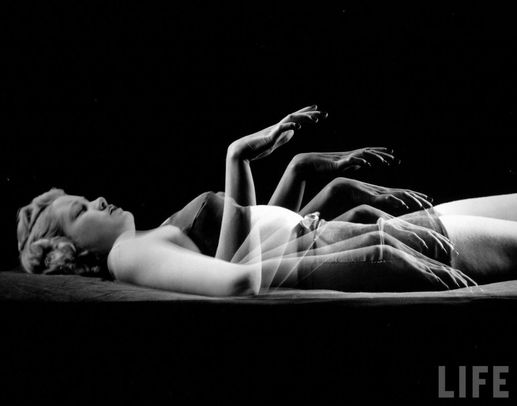 How to Sleep, Life Magazine 1943