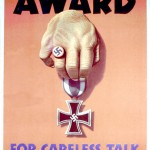 Award for Careless Talk (World War II poster)