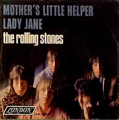 "The Rolling Stones - ""Mother's Little Helper"" single"