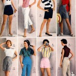 Sears Catalog, Spring/Summer 1958 - Women's Fashion