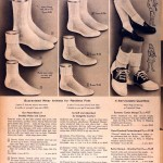 Sears Catalog, Spring/Summer 1958 - Women's Shoes and Socks