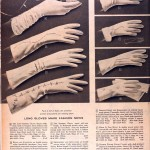 Sears Catalog, Spring/Summer 1958 - Women's Gloves