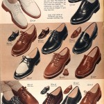 Sears Catalog, Spring/Summer 1958 - Boys' Shoes