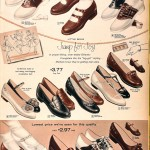 Sears Catalog, Spring/Summer 1958 - Girls' Shoes