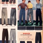 Sears Catalog, Spring/Summer 1958 - Boys' Trousers