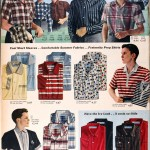 Sears Catalog, Spring/Summer 1958 - Boys' Shirts