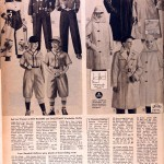 Sears Catalog, Spring/Summer 1958 - Boy's Outdoor Clothing