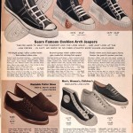 Sears Catalog, Spring/Summer 1958 - Boy's Sneakers
