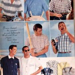 Sears Catalog, Spring/Summer 1958 - Men's Sport Shirts