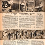 Sears Catalog, Spring/Summer 1958 - Cameras