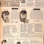 Sears Catalog, Spring/Summer 1958 - Geriatric Formulas/Vitamins