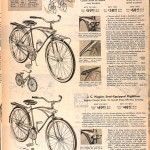 Sears Catalog, Spring/Summer 1958 - Bicycles
