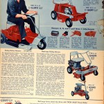 Sears Catalog, Spring/Summer 1958 - Lawn Mowers
