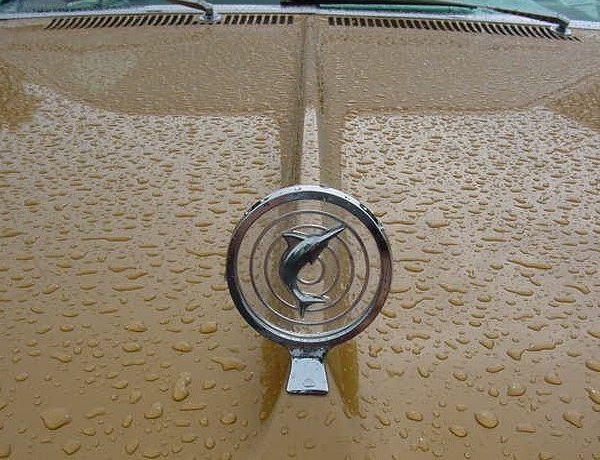 A Gallery of Classic Car Hood Ornaments