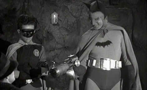 """The Bat's Cave"" (Batman, 1943)"