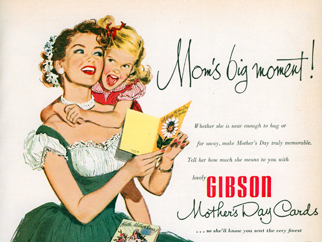 Retrotisements — Mother's Day Edition