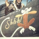 S-h-h-h! Silence Means Security! (World War II poster)