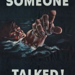 Someone Talked! (World War II poster)