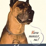 Watch Yourself Pal! Be Careful What You Say or Write! (World War II poster)