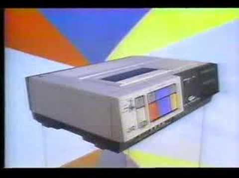 If you can lift this ancient VCR, you don't need to Jazzercise
