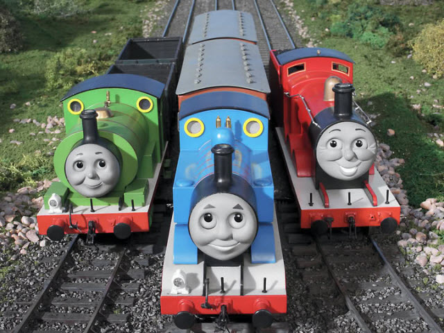 A Parent Reviews Children's Television: Thomas & Friends