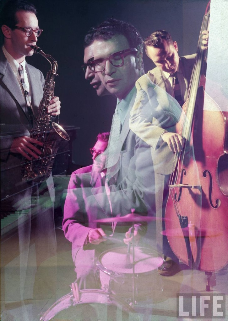The Dave Brubeck Quartet, 1954
