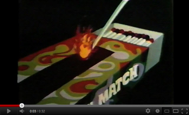 Hanna-Barbera 1970 anti-drug PSA
