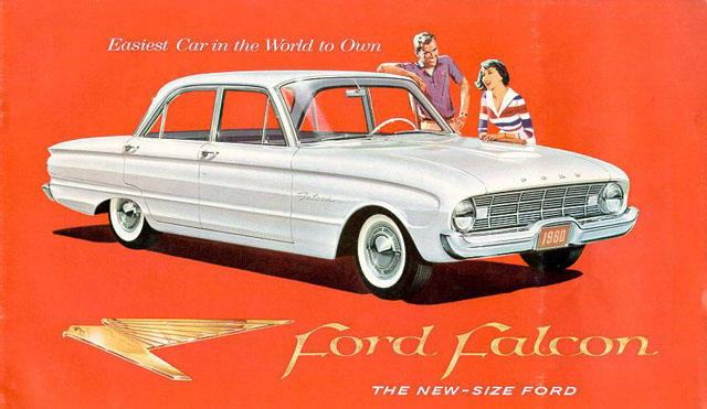 1960 Ford Falcon brochure pag